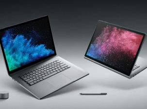Surface Book 2 登陆所有 Surface 市场